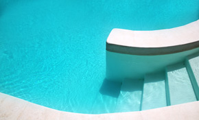 $195 for Drain Pool and Add New Chemicals