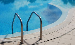 $399 for Expansion Joint Repair of Pool Deck, Driveway or Patio