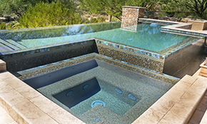 $3,350 for a Jandy JXI Pool/Spa Heater Installation