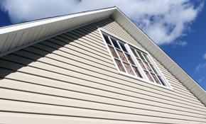 $9,800 for 1,400 Square Feet of James Hardie Cement Fiber Siding
