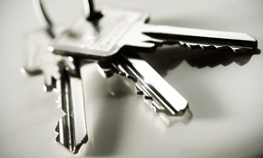 $122 for 4 Locks Re-Keyed-Residential or Commercial