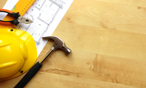 $314 for 6 Hours of Home Repair or Remodeling
