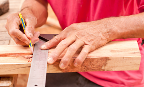 $234 for up to 4 Hours of General Carpentry Work