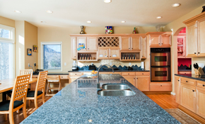 $1,499 Custom Granite Countertops--Installation, Materials and Undermount Sink Included