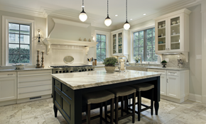 $185 for Kitchen Granite Countertop Cleaning and Sealing