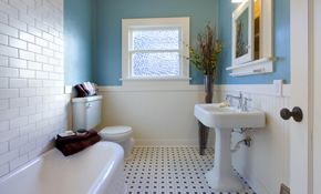 $17,999 Bathroom Remodel, Reserve Now for $899.95