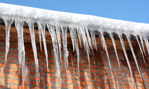 $116 for Ice Dam Prevention Inspection Plus Credit