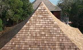 $203 for 2 Hours of Roof, Siding, and Gutter Maintenance