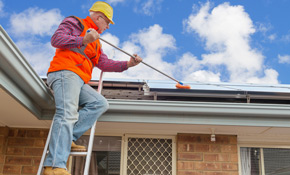 $449 for Complete Roof and Gutter Cleaning, Plus Roof Moss Treatment