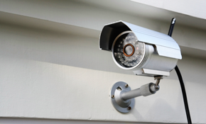 $1,175 for Installation of 4 Cameras  with DVR/NVR