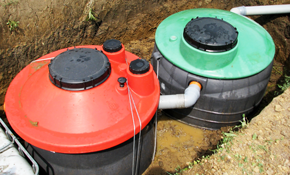 $71 for a Septic Tank Service Call