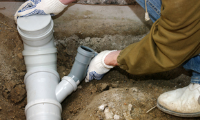 $45 Toward Service Call for Sewer Inspection