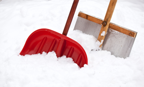 $162 For 2 Snow Removal Visits