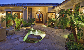 $899 for a Paver Stone Patio or Walkway Delivered and Installation