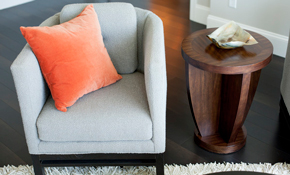 $149 for Upholstery Cleaning and Deodorizing of a Sectional Sofa