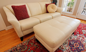 $115 for Upholstery Cleaning Plus Protectant