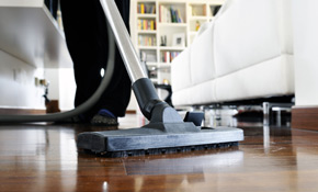 $126 for 4 Hours of Healthy Green Housecleaning
