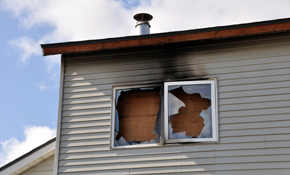 $450 for $500 Credit Toward Fire and Smoke Damage Services