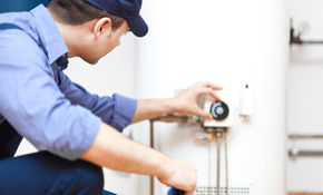 $899 for an Electric or Standard Vented Gas Water Heater Installation