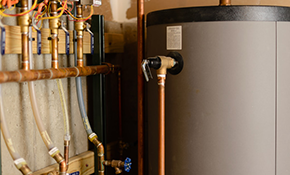 $1,099 for an Electric or Gas Water Heater Installation