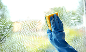 $149 Comprehensive Home Window Cleaning