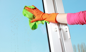 $135 for Window Cleaning Up to 30 Exterior Windows and Free Gutter Cleaning