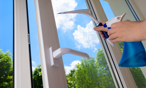 $144 for Basic Exterior Window Cleaning (Up to 10 Windows)