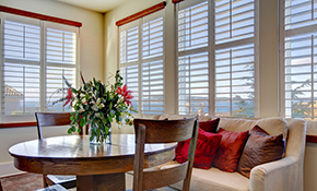 $2,499 for Delivery and Installation of 4 Harvey Majesty Wood Windows