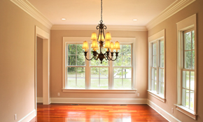 $2,750 for 3 Rooms of Interior Painting with Sherwin Williams Paint Shield Paint