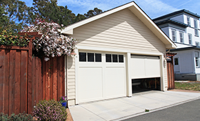 $899 for Installation of Double Layered, Insulated 9' x 7' Garage Door with New Opener