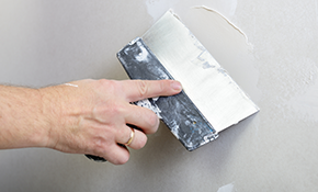 $393 for Up to 4 Hours of Drywall/Plaster Repair or Wallpaper Removal