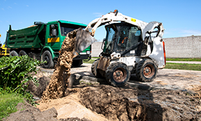 $399 for 4 Hours of Bobcat Grading Services