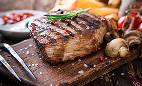 $270 for a Gourmet Meal for 2 Prepared by a Personal Chef in your Home (Buy Up To 5)