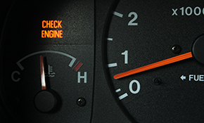 $50 for a Check Engine Light Diagnostic and Repair Credit