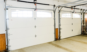 $166.50 for Single Garage Door Spring Replacement and Tune-up