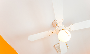 $350 Ceiling Fan Installation - Labor Only
