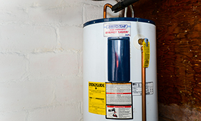 $975 for a 40-Gallon Water Heater Installation