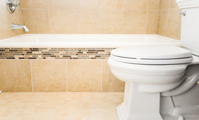 $2,075 for a New Ceramic Tile Tub Surround--Labor Included