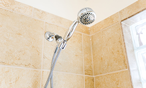 $199 Ceramic Tile Shower Acid Wash Including Sealing