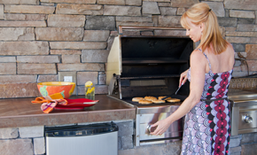 $260 for a Professional Gas Grill Steam Cleaning and Inspection