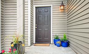 $50 for Custom Door Design with Credit