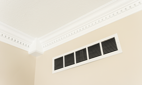 $396 Home Air Duct Cleaning with Sanitizing and Dryer Vent Cleaning