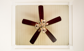 $179 Ceiling Fan Installation