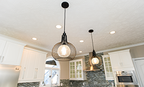 $629 for 4 New Recessed Lights with a Dimmer Switch Installation