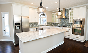 $216 for Kitchen Granite Countertop Cleaning and Sealing