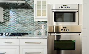 $119.95 for Large Appliance Installation