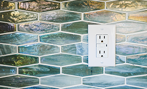 $185 for up to 5 GFI Outlet Conversions - Including Labor and Materials, Reserve Now for $18.50