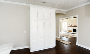 $459 for up to 6 Hours of  Professional Home and/or Garage Organization Services.