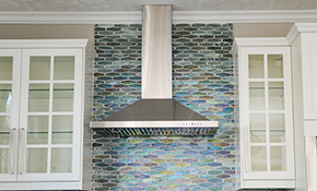 $1,050 for A New Kitchen or Bathroom Backsplash