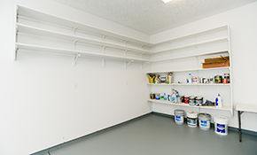 $390 for Garage Cleaning and Organizing